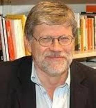 Portrett av professor Anders Breidlid