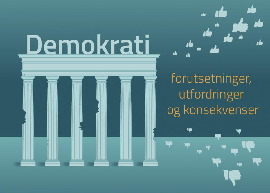 Demokratiserien illustrasjon